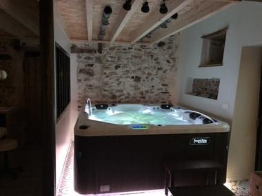 Image du spa de la salle de massage - Mélodie des Sens
